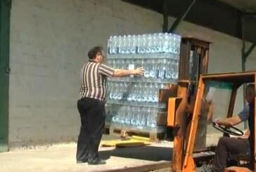 Grad Smederevo opštini Trstenik poklonio 15 tona gazirane vode