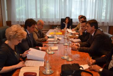 Delegacija Kruševca u poseti Ministarstvu odbrane (VIDEO)