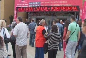 Kruševljani na poslovnom sajmu u Budimpešti (VIDEO)