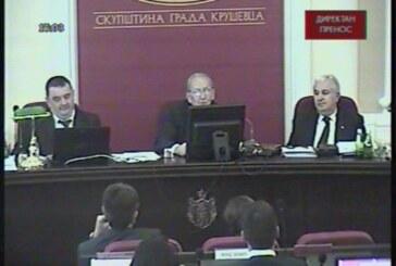 Kruševačka Skupština okončala rad (VIDEO)