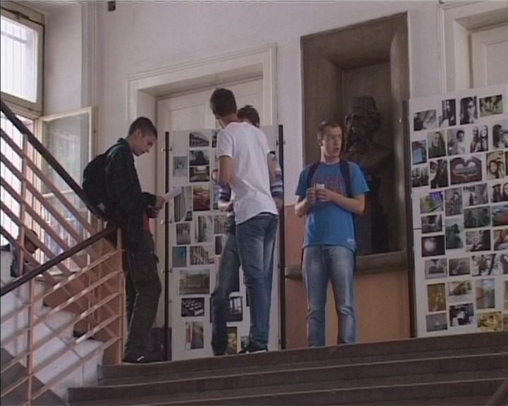 Srednjoškolci na raspustu! (VIDEO)
