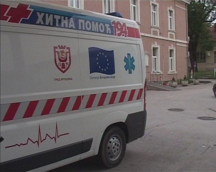 Devojka izvršila samoubistvo u kruševačkoj bolnici