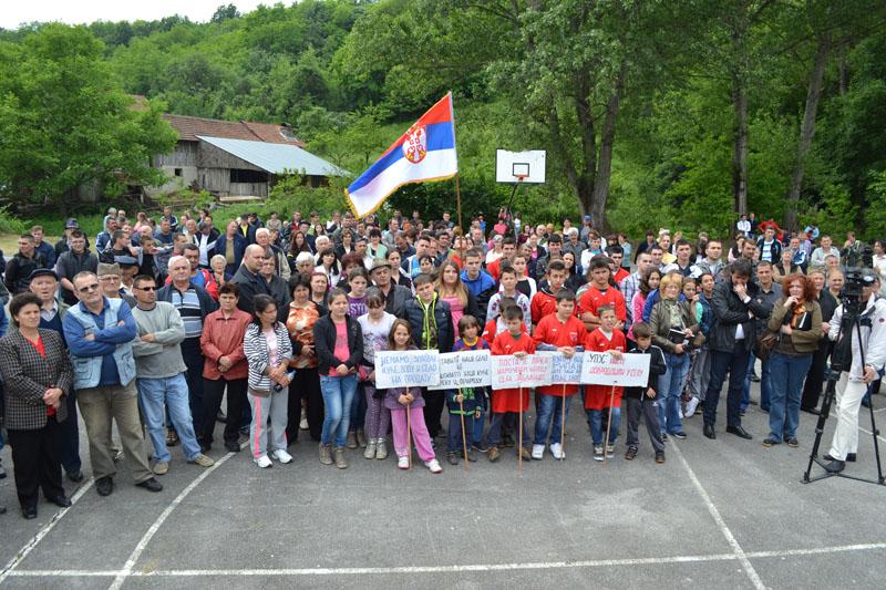 Opštenarodni zbor meštana Jablanice