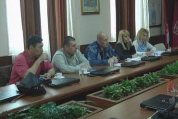 Sastanak koordinacionog tima za izradu Lokalnog programa zaštite životne sredine