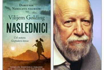 """RTK i Laguna poklanjaju knjigu """"Naslednici"""" Vilijema Goldinga"""