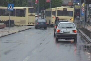 Tokom vikenda povećan broj saobraćajnih nezgoda