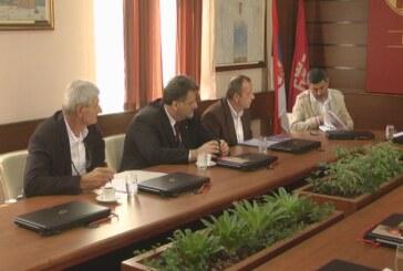 Radni sastanak predstavnika Grupacije za negovanje starih zanata i umetničkog nasleđa (VIDEO)