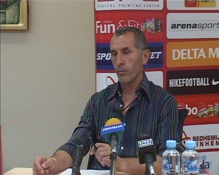 Siniša Gogić očekuje još četiri pojačanja (VIDEO)