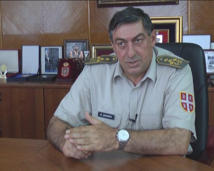 Ekskluzivni intervju sa načelnikom Generalštaba generalom Ljubišom Dikovićem (VIDEO)