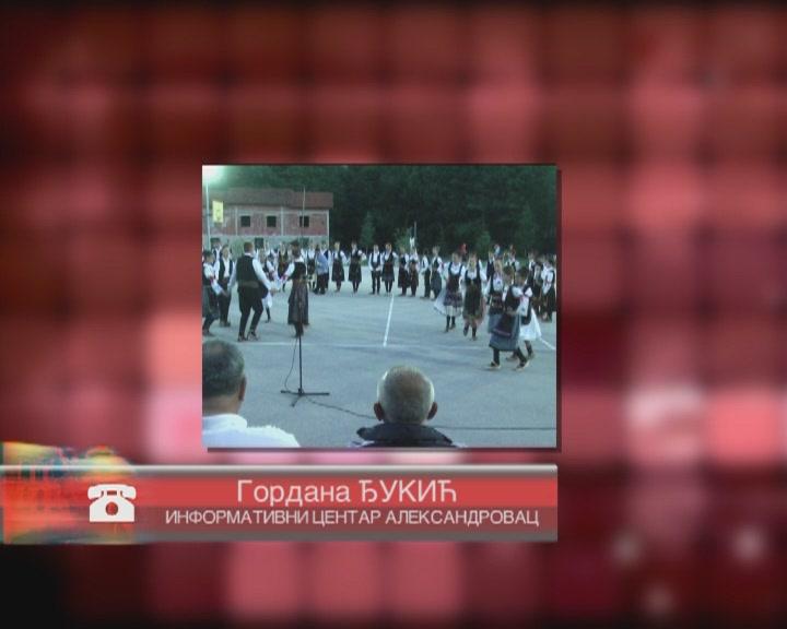 """""""Župske julske igre – Mitrovo Polje 2014"""" sa hiljadu takmičara (FONO)"""