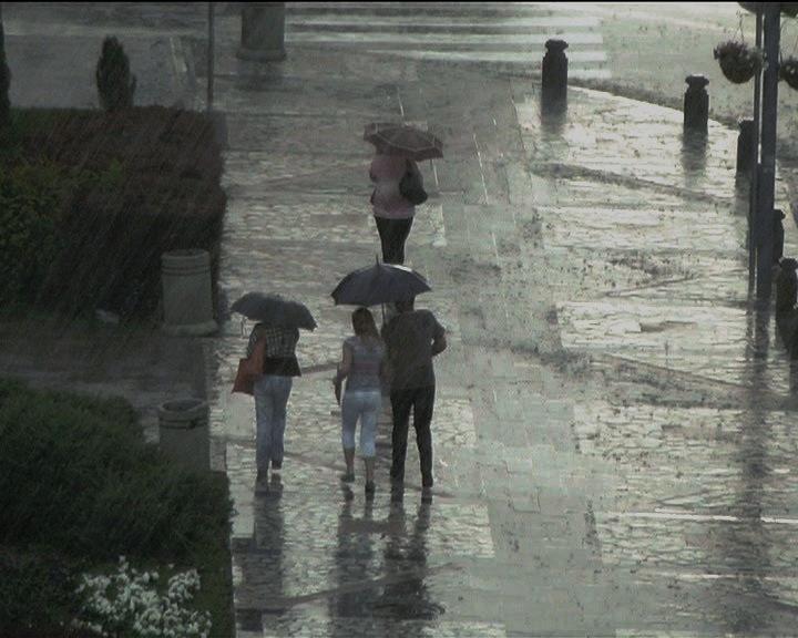 Noćas palo 15 litara kiše po kvadratno metru