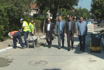 Gradonačelnik Dragi Nestorović obišao gradilišta (VIDEO)