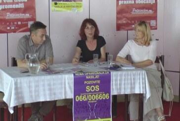 Podrška ženama u situaciji nasilja (VIDEO)