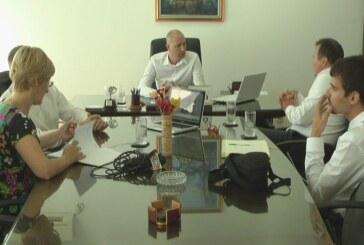 Radni sastanak sa predstavnicima austrijske kompanije (VIDEO)