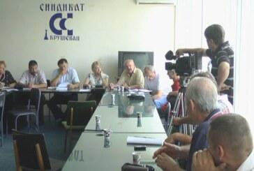 Od sutra javni protesti sindikata zbog Zakona o radu (VIDEO)