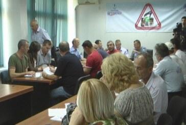 """Okrugli sto Granskog sindikata Javnih saobraćajnih i komunalih delatnosti """"Nezavisnost"""""""