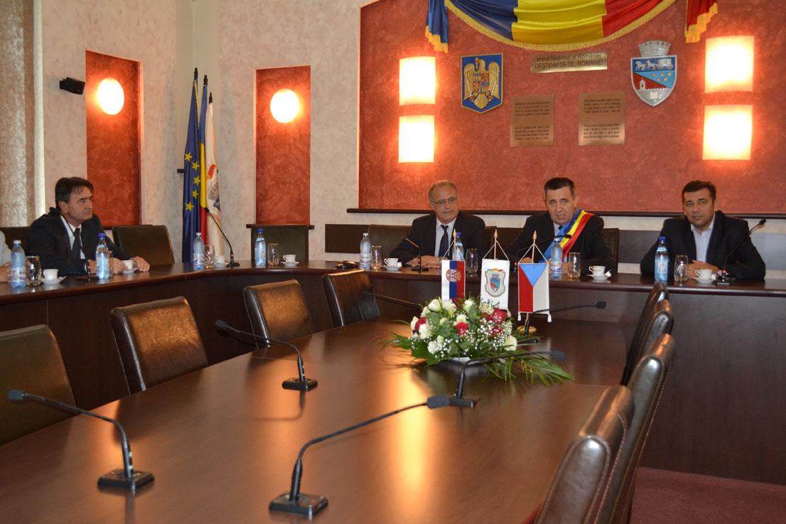 Gradonačelnik Kruševca u poseti Rmniku Vlčea