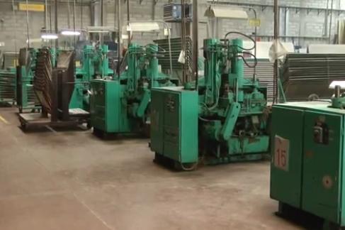 Pad industrijske proizvodnje