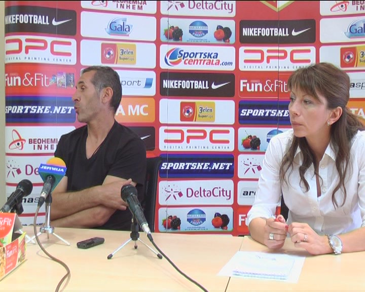 FK Napredak znatno pojačan pred utakmicu sa OFK Beogradom (VIDEO)
