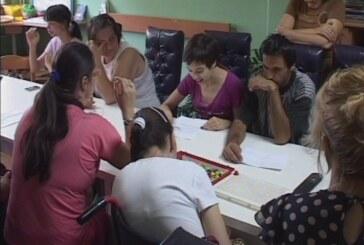 U Centru za osobe sa invaliditetom radilo se i tokom leta (VIDEO)