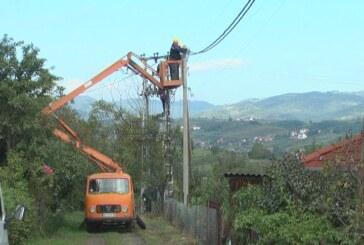 Završni radovi na rekonstrukciji niskonaponske mreže u aleksandrovačkom selu Venčac