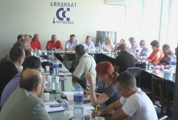 Sindikalci traže sastanak sa ministrom Sertićem (VIDEO)