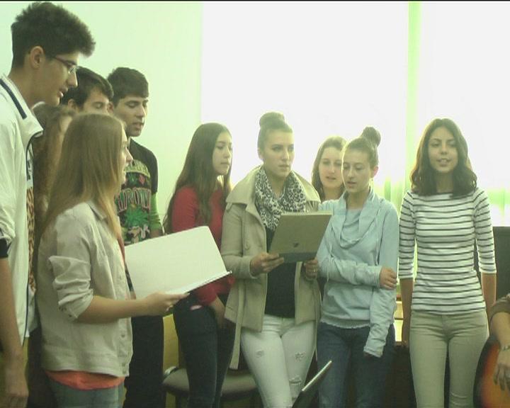 Program povodom Svetskog dana jezika (VIDEO)