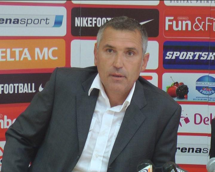 Trener Napretka Saša Štrbac: I Metalac će juriti pobedu! (VIDEO)