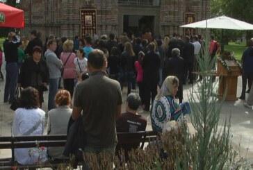 U crkvi Lazarici proslavljena slava ovog hrama Rođenje Presvete Bogorodice