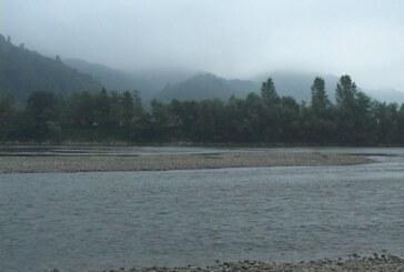 Po kvadratnom metru 35 litara kiše, situacija na vodotokovima na području Kruševca stabilna (VIDEO)