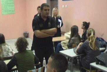 Tribina o trgovini ljudima u Ekonomsko trgovinskoj školi (VIDEO)