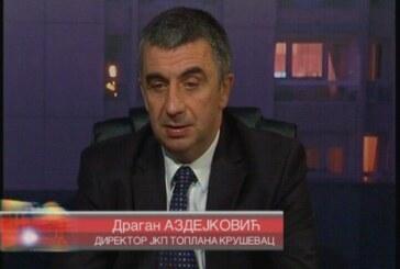 Azdejković o Toplani i skorom početku nove grejne sezone (VIDEO)