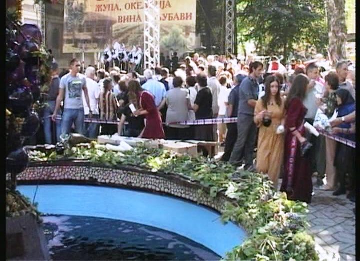 U Aleksandrovcu počela 51. Župska berba (VIDEO)