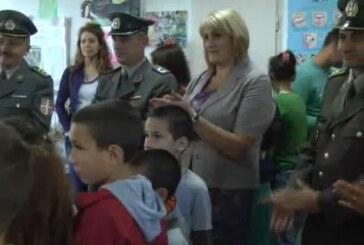 U školi u Ćelijama realizovani projekti civilno-vojne saradnje (VIDEO)