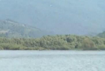 Na jezeru Ćelije u toku uklanjanje nelegalnih objekata