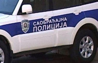 Taksista izazvao saobraćajnu nezgodu sa 2,74 promila alkohola u krvi