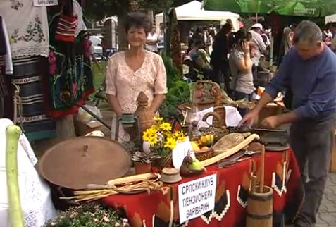 Etno festival u Varvarinu