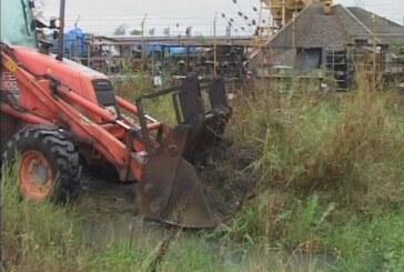 Počela izgradnja saobraćajnice u severnoj industrijskoj zoni (VIDEO)