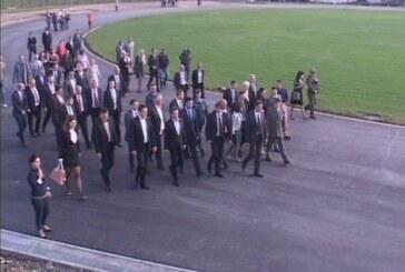 Obilazak Atletskog stadiona i trim staze na Bagdali (VIDEO)