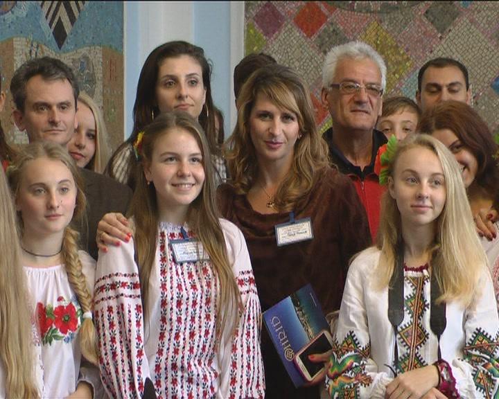 Prijem za učesnike Međunarodnog dečijeg festivala u Kruševcu (VIDEO)