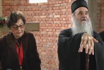 Orden Svetog Save Drugog reda ktitorki Dušanki Feldbauer (VIDEO)