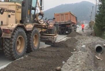 Rekonstruisan kolovoz u Lepencu dužine 980 metara (VIDEO)
