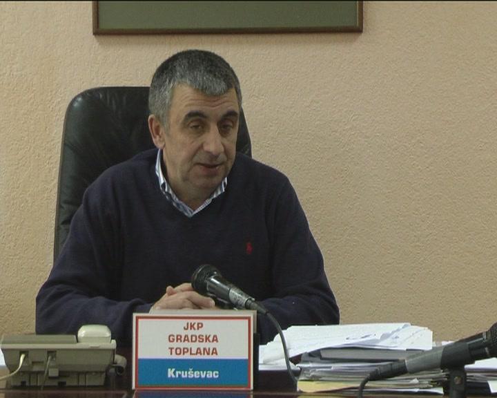 Dragan Azdejković, direktor toplane u Kruševcu, podneo ostavku iz moralnih razloga