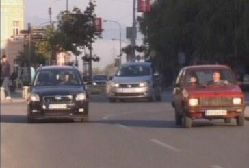 Povećan broj lica povređenih u saobraćajnim nezgodama proteklog vikenda