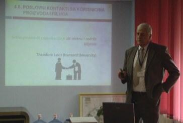 Predavanje o poslovnom bontonu (VIDEO)