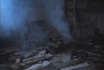 """Požar u Fabrici nameštaja """"Jevtić"""" u Obrežu – ljudskih žrtava nema, velika materijalna šteta"""