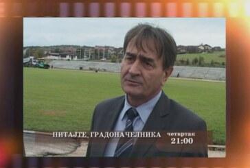 Pitajte gradonačelnika večeras na TV Kruševac (VIDEO)