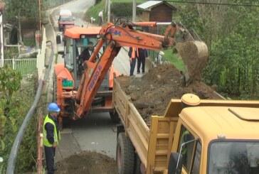 Radovi na rekonstrukciji vodovodne mreže (VIDEO)