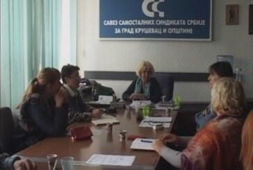 Sindikat: Dogovoren protest povodom smanjenja plata zaposlenih (VIDEO)