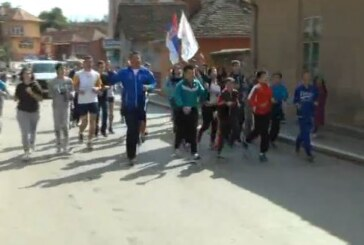 Medjunarodna trka mira prošla kroz Ražanj (VIDEO)